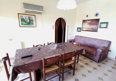 Villetta con 3 camere da letto a Pescoluse