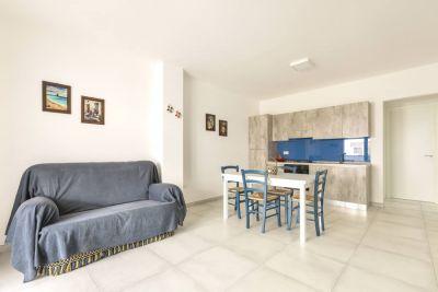 Villetta schiera a 50 mt dal mare a Pescoluse