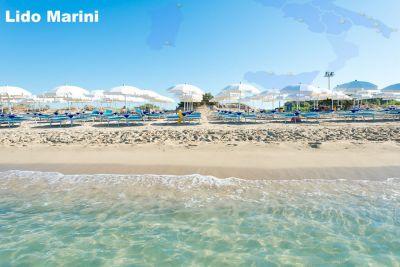 Villetta di nuova costruzione a marina di Ugento